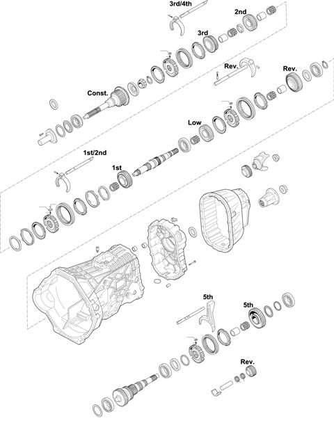ZF Transmissions 1319 - S6-650