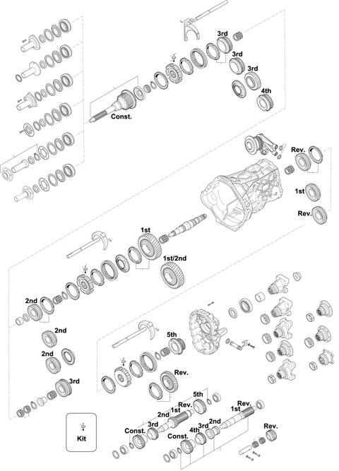 ZF Transmissions 1307 - S5-42