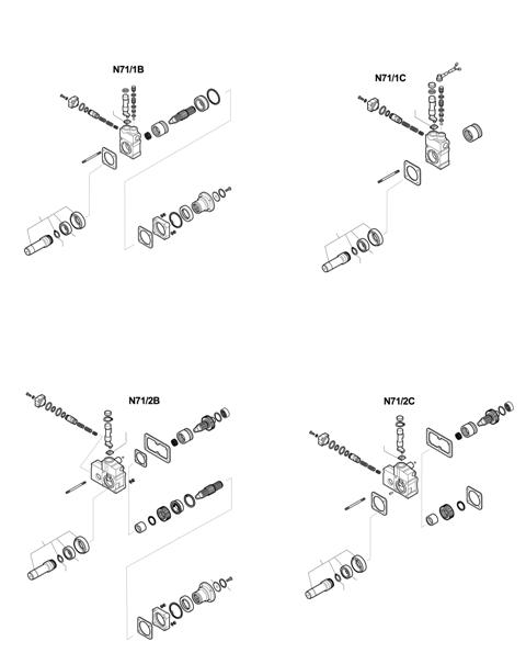 ZF Transmissions 1316 - 16S181 - P.T.O. (POWER TAKE OFF)